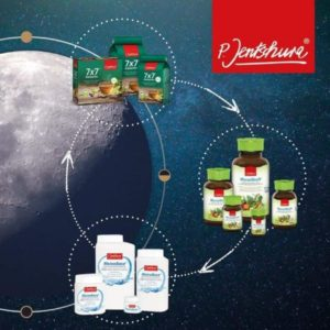 Produkte der Firma Jentschura
